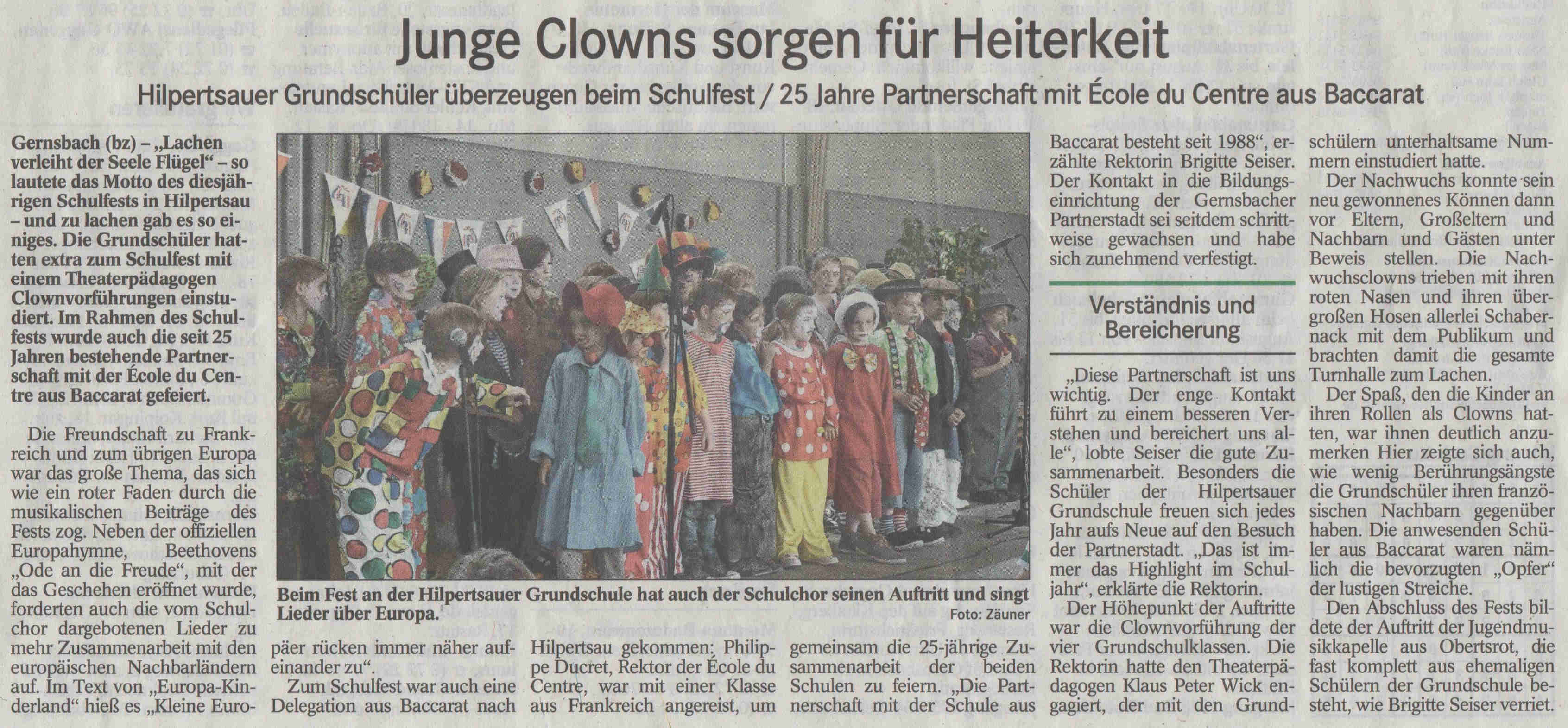 clownworkshop_badisches_tagblatt_juli_2013